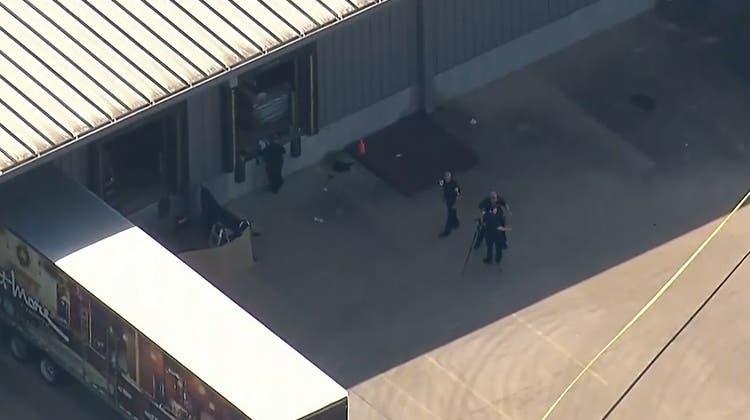Schiesserei in Möbelgeschäft in Texas – ein Toter und mehrere Verletzte