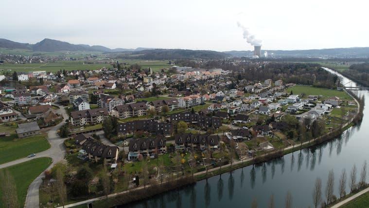 Auf all diesen Strassen gilt vielleicht bald Tempo 30: Die Gemeinde Winznau. (Bruno Kissling)