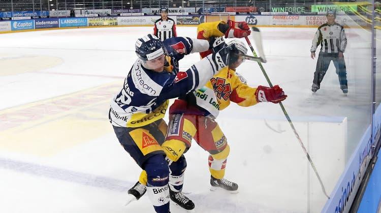 Der ehemalige Eishockey-Einzelrichter Reto Steinmann.