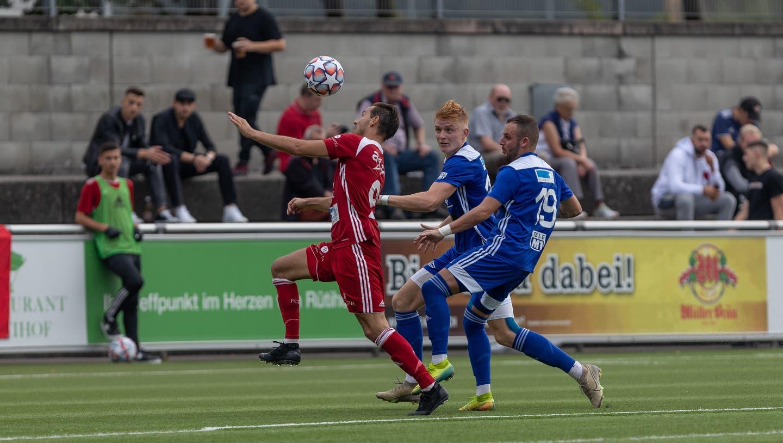 Trotz Jahresbudget von fast 400'000 Franken bleiben die beiden Aargauer Erstligisten als Amateurmannschaften eingestuft. (Dani Mercier / Aargauer Zeitung)