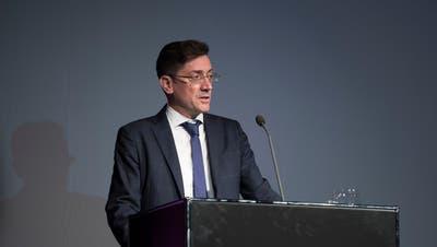 Walter Pretelli, der Präsident des Vereins Solothurner Literaturpreis. (Hansjörg Sahli)