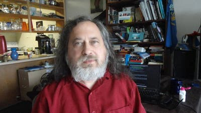 Richard Stallman. (HO/Archivbild)