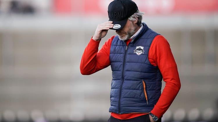 FCA-Trainer Stephan Keller hat sein Fehlverhalten eingesehen. (Martin Meienberger)