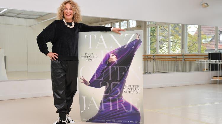 In der Schweiz der 1970er-Jahre eckte die Oltner Tanzpädagogin Ursula Berger mit ihrem Lebensentwurf und Frauenbild an. (Bild: Bruno Kissling)
