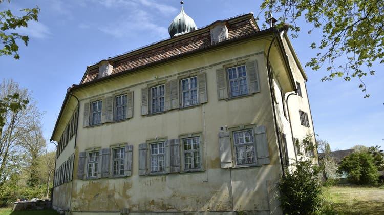 Das Schloss Luxburg soll zu einem Ort der Begegnung und der Kultur werden. (Bild: Markus Schoch)