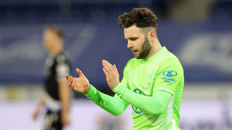 Der Erlinsbacherin der Bundesliga: Renato Steffen ist seit März verletzt. (Ralf Ibing/Freshfocus)
