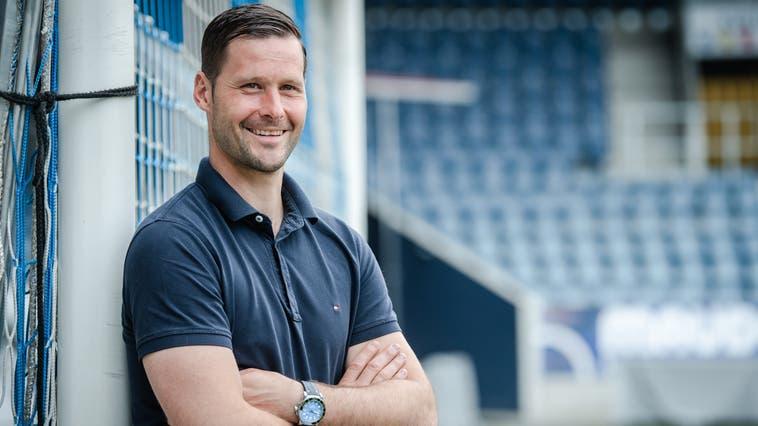 Nach 519 Pflichtspielen für den FC Luzern ist Schluss: Der Hergiswiler David Zibung blickt auf eine bewegte Karriere zurück. (Bild: Boris Bürgisser (Luzern, 10. Mai 2021))