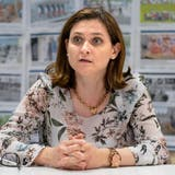 Gianna Hablützel-Bürki freut sich offen über die Abwahl eines grossen Gegenspielers und hat klare Forderungen an die neue Verbandsführung. (Kenneth Nars / BLZ)