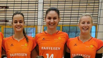 Sm'Aesch verpflichtet neue Mittelblockerin ++ UBRplant für die neue Saison ++ Krattiger/Breer einen Schritt näher an Olympia