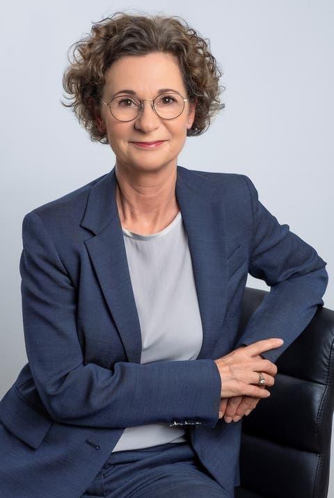 Sabina Freiermuth übernimmt aller Voraussicht nach am Dienstag das Präsidium.