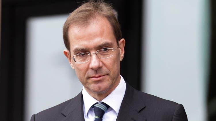 Der ehemalige UBS-Chef Marcel Rohner im Januar 2013. (Sang Tan / AP)