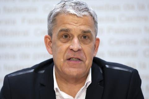 Christoph Berger, Präsident der Eidgenössischen Kommission für Impffragen EKIF und Leiter der Infektiologie am Universitäts-Kinderspital Zürich.