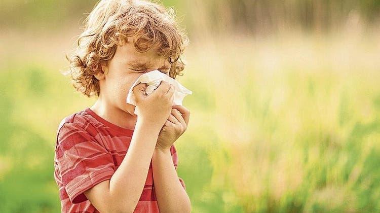 Was hilft bei Pollenallergie?