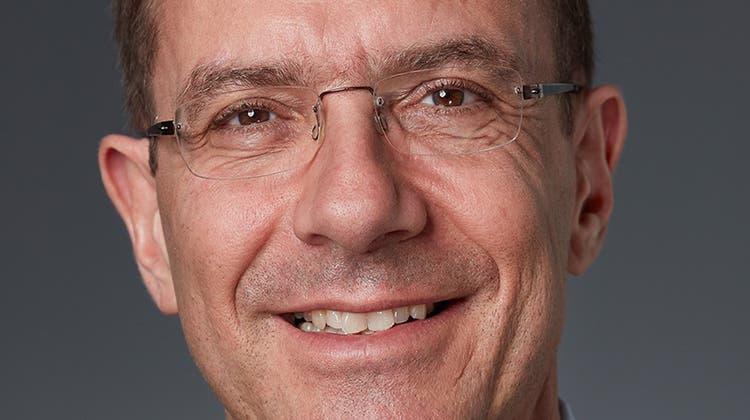 Marcel Rohner übernimmt die Spitze der Bankiervereinigung. (Bild: Bankiervereinigung)