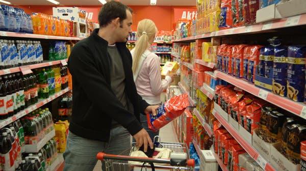 Der Taschendiebstahl wurde in einem Lebensmittelladen begangen (Symbolbild). (Neue Luzerner Zeitung)