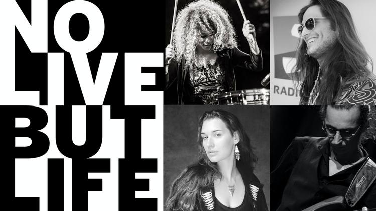 Kulturpunkt Flawil präsentiert: «no live but life» – 4 MusikerInnen– 4 Tage – 4 Songs