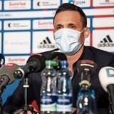 Nach dem Machtwechsel beim FC Basel: Jetzt geht David Degen voran