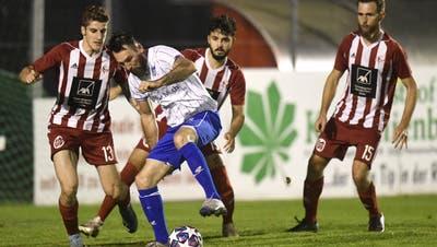 Die Zeichen stehen derzeit gut, dass die Hinrunde in der 2. Liga AFV im Juni noch beendet werden kann. (Alexander Wagner)