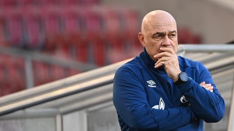 Einer der künftigen Verwaltungsräte beim FC Basel: Christian Gross, zuletzt Trainer bei Schalke 04. (Keystone)
