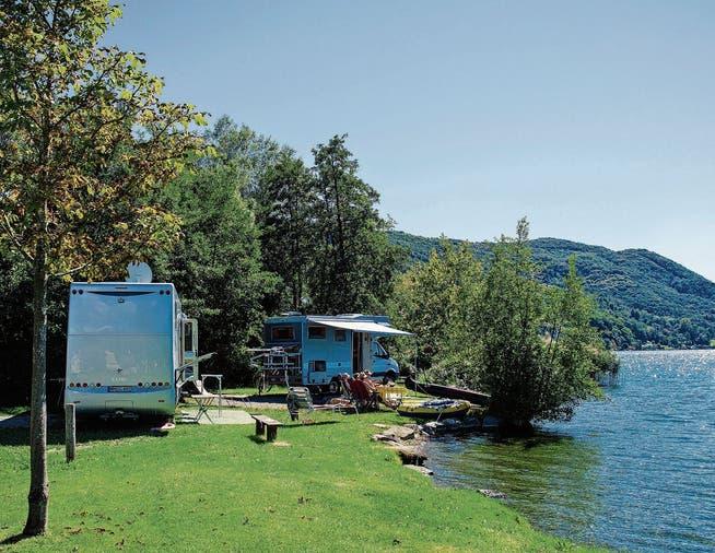 Der Hackerangriff sorgte auf dem Campingplatz Muzzano für Probleme.