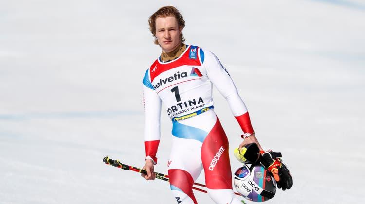 Marco Odermatt will im Skizirkus die Nummer 1 werden und setzt dabei neu auf die Zusammenarbeit mit Red Bull. (Sven Thomann/Frechfocus / Blick)