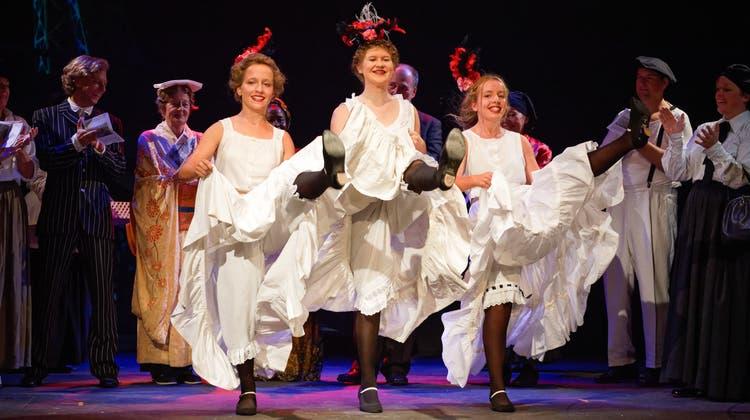 «Der Kammerdiener» war 2018 die letzte Produktion der Theatergesellschaft Villmergen. Nun müssen die Fans und Schauspieler bis 2023 aufs nächste Stück warten. (zvg/Felix Wey (29.8.2018))