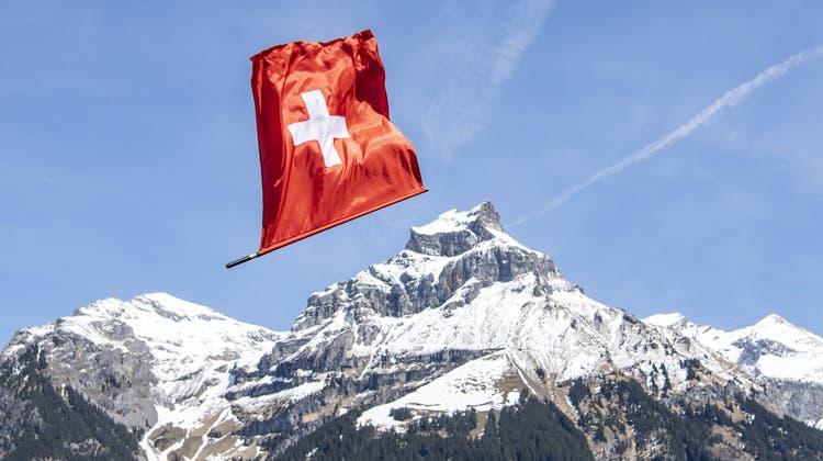 Die Schweiz soll sich an den kommenden Grossanlässen im Ausland als innovatives und nachhaltiges Land präsentieren. (Symbolbild) (Keystone)