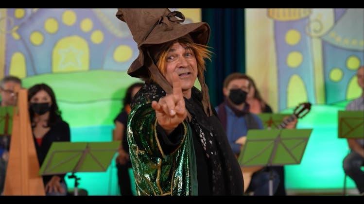 «Das Musik-Zauberschloss»