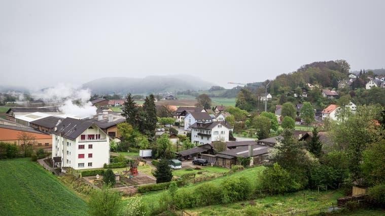 Das Freibad Sandhöli in Niederweningen. (zvg)