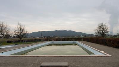 m vergangenen Jahr verlor die Badi Full täglich bis zu 40 Kubikmeter Wasser. (Alex Spichale /Archiv)