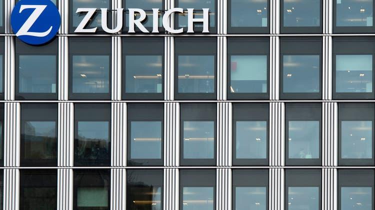 Die Zurich Versicherungen konnten im ersten Quartal 2021 300'000 neue Privatkunden gewinnen. (Keystone)