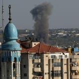 Das EDA ist besorgt über die Eskalation im Nahen Osten. (Keystone)