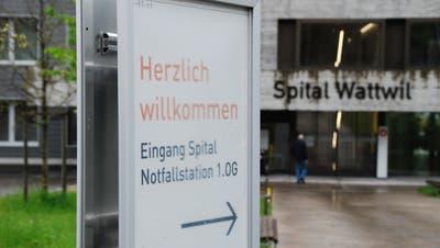 Wer heute mit Beschwerden ins Spital Wattwil geht, wird in der Notfallstation in die integrierte Hausarztpraxis geleitet. (Bild: Sabine Camedda)