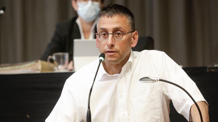 Peter Dransfeld, hier an einer Grossratssitzung. (Bild: Donato Caspari)
