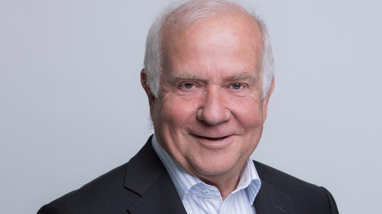 Linus Egger tritt nach acht Jahren im Gemeinderat im Herbst nicht mehr zu den Gesamterneuerungswahlen an. (Zvg / BAD)