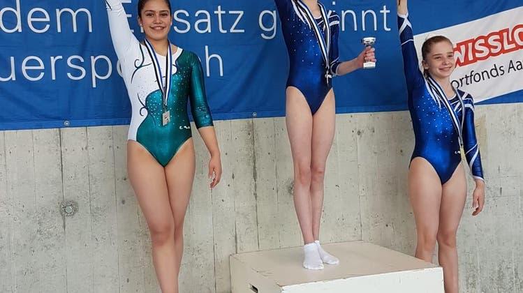 Erfolgreiche Aargauer Meisterschaft für Kutu Obersiggenthal
