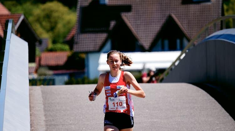 Eline Gemperle aus Boswil startet in ihrem ersten Jahr in der Elite gleich an der Europameisterschaft in Neuchâtel. (Remo Ruch)
