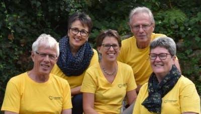 Das Ferienpassteam. (Bild: PD)