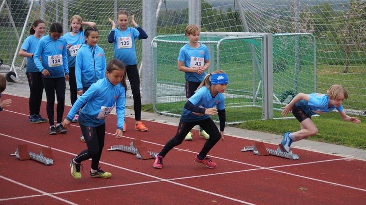 Erster UBS-Kids-Cup-Versuch geglückt für LAG Gossau