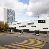 Das Einkaufszentrum Shoppi Tivoli in Spreitenbach. (Severin Bigler(27. Oktober 2020))
