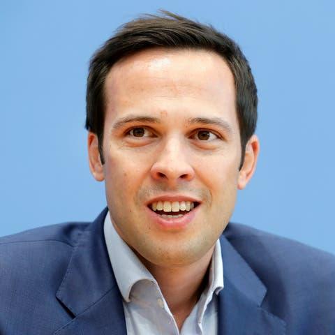 Martin Hagen, Fraktionsvorsitzender der FDP im bayerischen Landtag