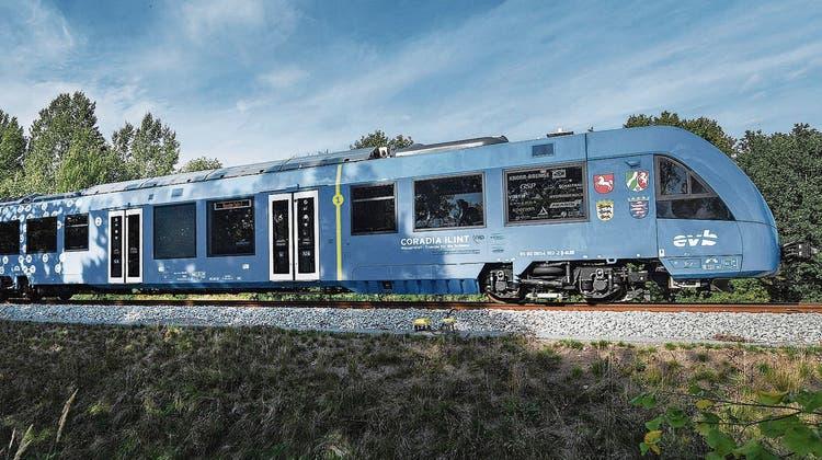 Nächstes Jahr fährt in Deutschland der erste Wasserstoff-Zug über die Gleise – zieht die SBB nach?