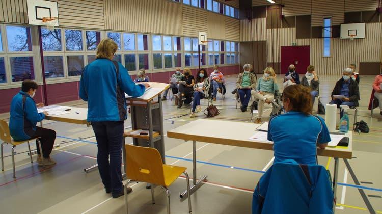 38. Generalversammlung der Frauenriege Walterswil