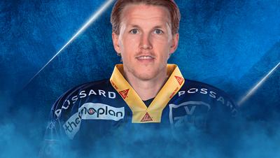 Der schwedische Verteidiger stösst vom SHL-Finalisten Rögle BK zu den Zugern. (Bild: EV Zug)