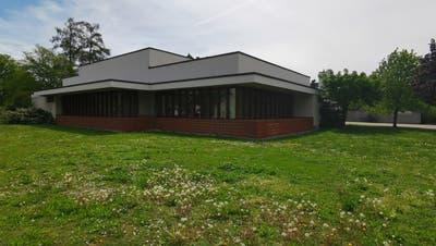 Die Zukunft des Kirchgemeindehauses an der Bärenstrasse ist noch immer offen. (Bild: Nicole D'Orazio)