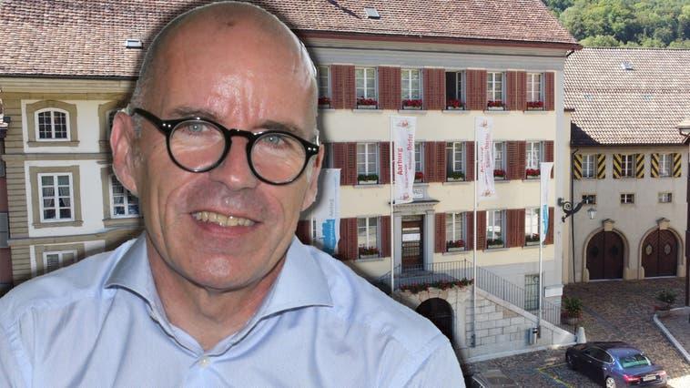 Die Situation bei den Sozialen Diensten in Aarburg hat sich entspannt. (Philipp Muntwiler / ZT)