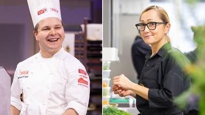 Im Halbfinale für den Goldenen Koch 2021 hat André Kneubühler die Jury überzeugt und sich für das Finale Ende Mai qualifiziert. (Bild: zvg)