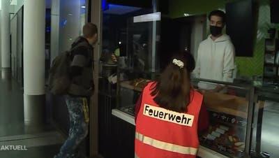 Kraftwerk Eniwa an Aare (Michael Küng / Aargauer Zeitung)