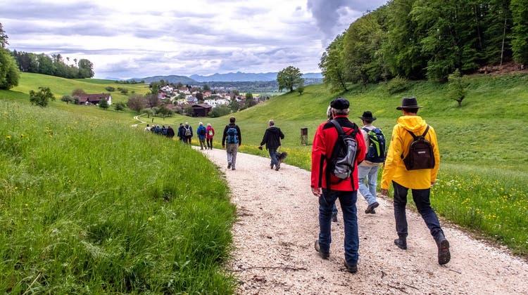 Oberentfelder Senioren – erster Anlass nach 14 Monaten Covid-Pause