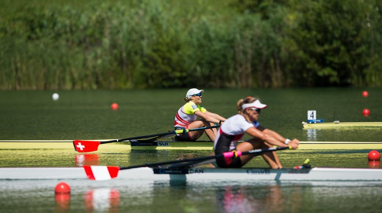 Final der Olympia-Qualifikations-Regatta auf dem Rotsee wird vorverschoben